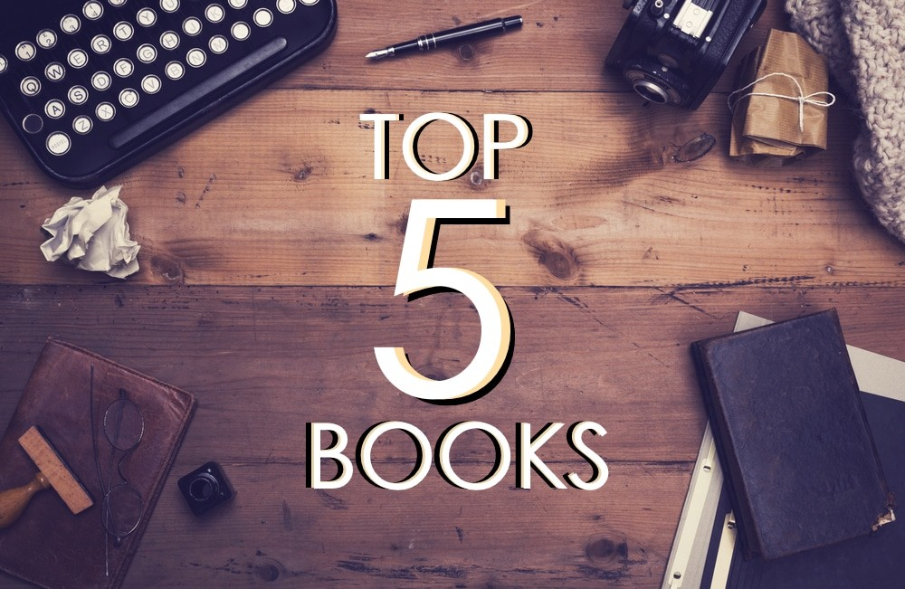 Top 5 Books, Perter Thiel, Zero to One, Corporate Chanakya, STFU, Start The F Up, Rajive Dhavan